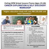 Career Exploration and Self Discovery for Teenagers