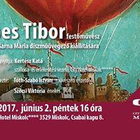 Kpes Tibor s Szcsn Barna Mria killtsa