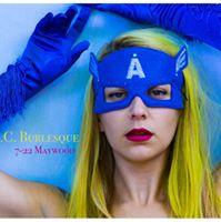 Marvel vs D.C. Comics Burlesque 4th annual