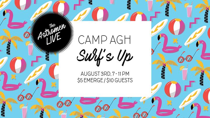 CAMP AGH Surfs UP
