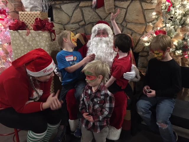 Santas Special Night A Night For Special Needs 12112018