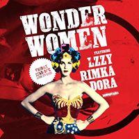 Pisco Bar pres. WonderWomen ft RIMKA LZZY &amp DORA