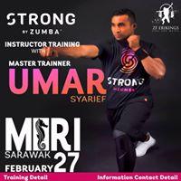 Strong By Zumba Training MIRI