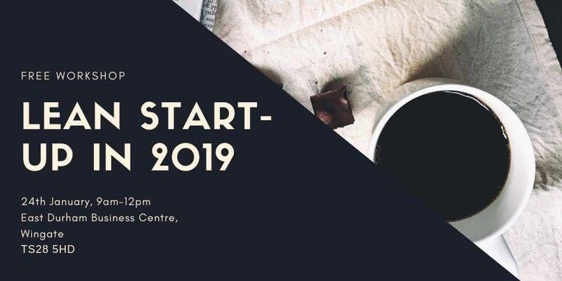 Lean Start-Up in 2019