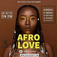 AFRO LOVE  The AfroBeats Day Party