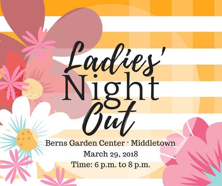 Ladies Night Out · Berns Middletown