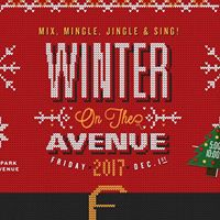 Winter on the Avenue