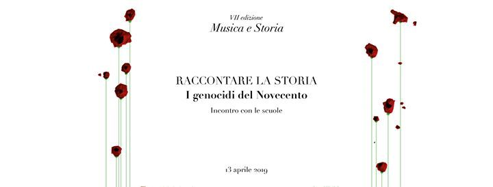 Raccontare la Storia - I genocidi del Novecento