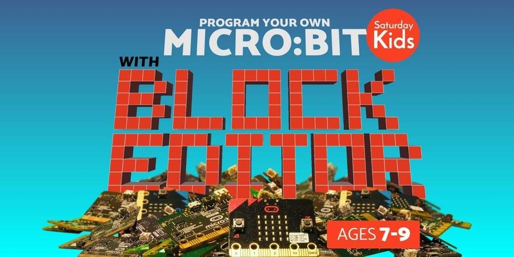 Code & Invent with Microbit Block Editor [Ages 7-9] 2 Jul - 6 Jul Holiday Camp (930AM)  Thomson