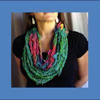 Make a Crochet Infinity Scarf-Creative Arts Health and Comm Sat