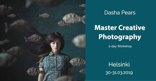 Master Creative Photography with Dasha Pears