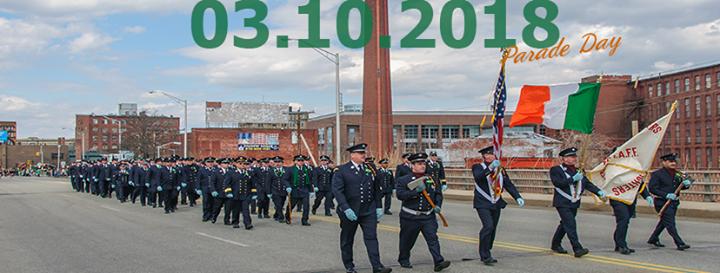 Lawrence MA St. Patricks Day Parade