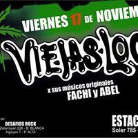 HOY 0.00hs Viejas Locas en Estacin Rock