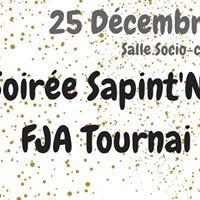 Soire SapintNol FJA Tournai 2