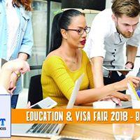 Education and Visa Fair 2018 Brisbane