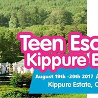 ICAN Teen Escape Kippure Estate Co Wicklow August 2017