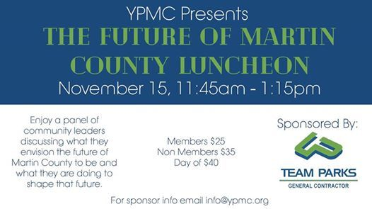 YPMC Future of Martin County Luncheon