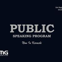 Public Speaking Program