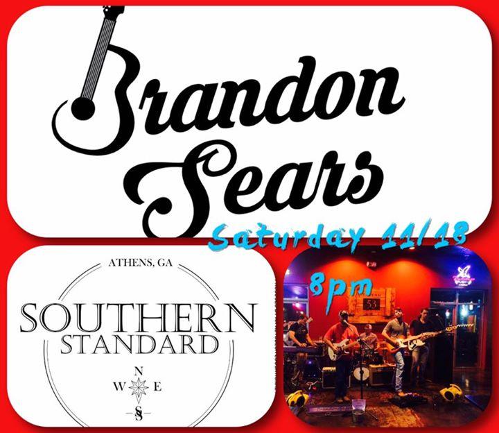Brandon Sears at Southern Standard
