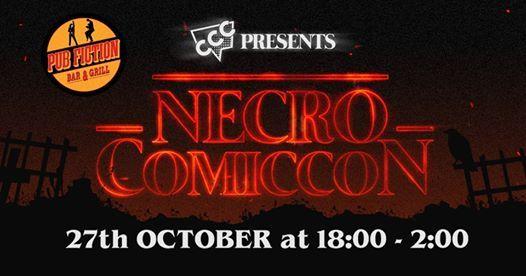CCC Presents NecroComicCon II