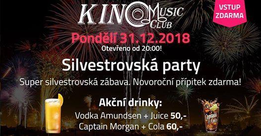 Silvestrovsk party