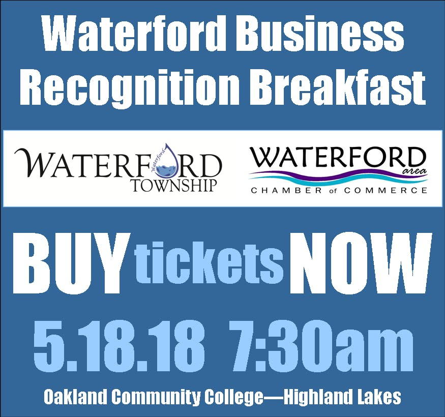 Waterford Business Recognition Breakfast 2018