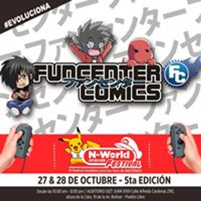 Funcenter Comics