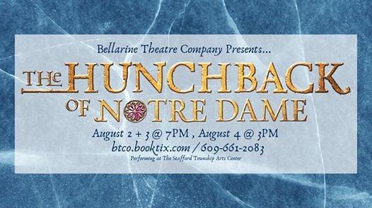 Bellarine Presents The Hunchback of Notre Dame