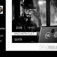 Anchieta Cult apresenta DJ Goulart