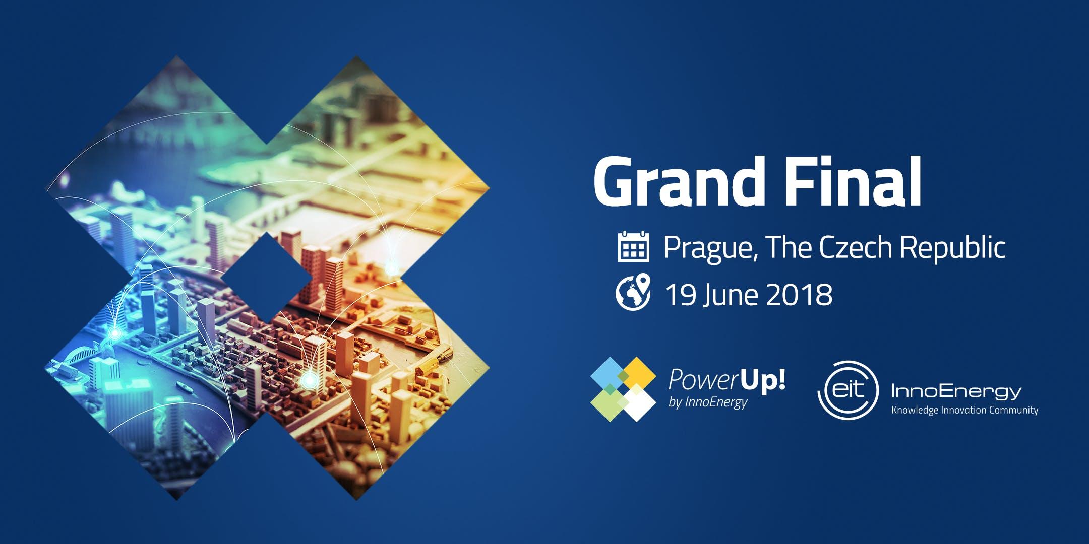 PowerUp Competition 2018  Grand Final Prague