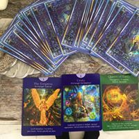 Learn how to read &amp connect with angel cards (Workshop)