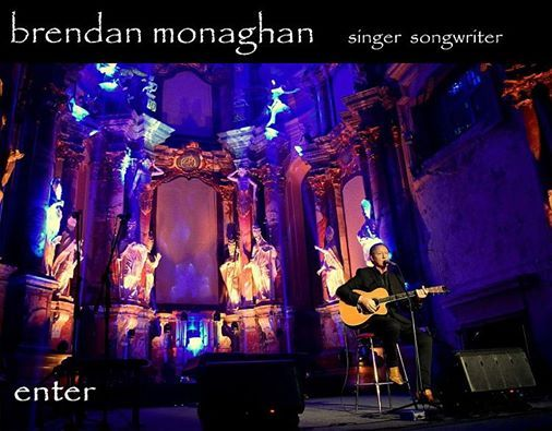 Irish Folk Concert - Brendan Monaghan