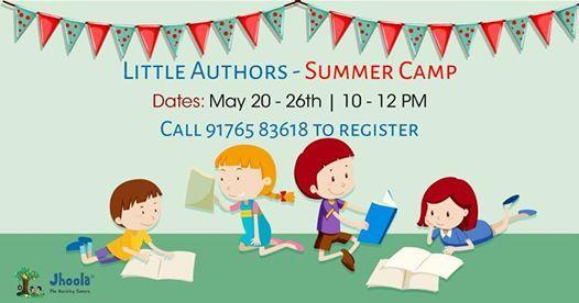Little Authors - Summer Camp