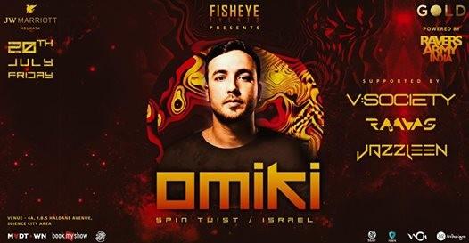 Omiki Live In Kolkata