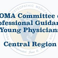POMA Committee on Professional Guidance-Central Region Meeting