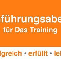 Einfhrungsabend Kln fr Das Training