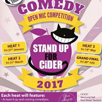 Stand Up for Cider Grand Final