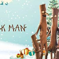 Family Yoga - Stick Man Christmas Special