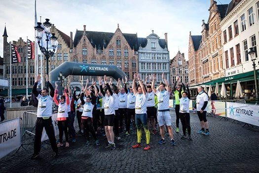 Gent Urban Trail - Plan Run Team