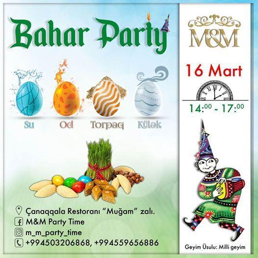 Bahar Party