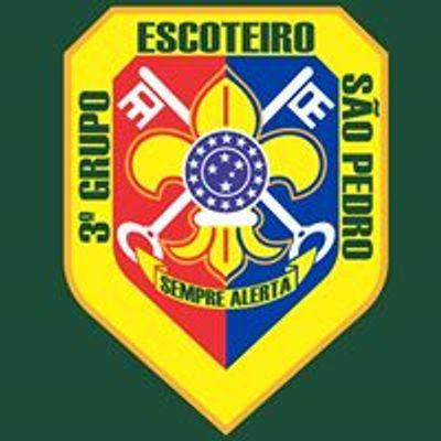 3 RJ Grupo Escoteiro Católico São Pedro