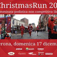 Christmas run Verona 2017
