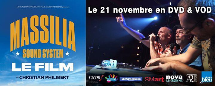 Apro  prsentation du DVD de Massilia Sound System LE FILM