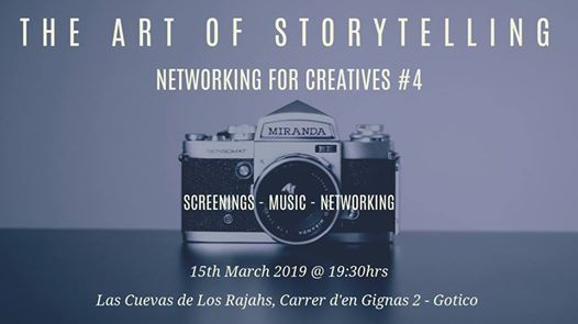 The Art of Storytelling Networking for Creatives 4