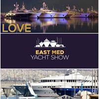 East Med Yacht Show - Zeas Marina 2017