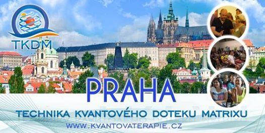 Praha - Intenzivn kurz kvantovn TKDM s Pavlem Vondrkem