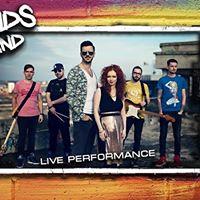 Trupa Friends LIVE on Kaffa Stage - Saturday November 18