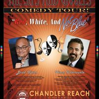 Sips &amp Giggles Comedy Night at the Vineyard