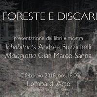 Libri e mostra di Andrea Buzzichelli e Gian Marco Sanna