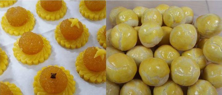 Pineapple Tarts & Pineapple Balls (Individual Hands-on)